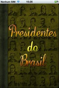 presidentesdobrasil